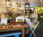 Find a wide selections of artistic, functional and perhaps humorous products at Moonstones Gallery in Cambria.