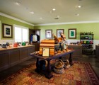 Stop inside the Pasolivo tasting room and enjoy award-winning olive oils.
