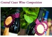 CC Wine Competition
