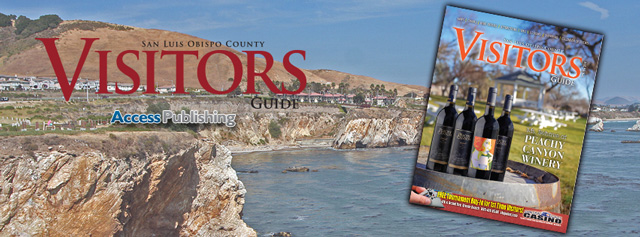 subscribe to san luis obispo county travel news - SLO Visitors Guide