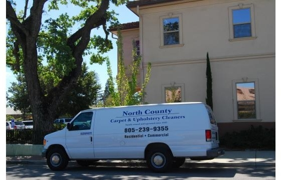 North County Carpet And Upholstery Cleaners San Luis Obispo County