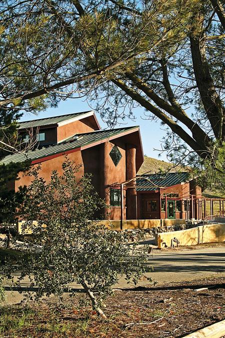 Merveilleux Hiking Around San Luis Obispo. Botanical Garden Oak Glen Pavilion