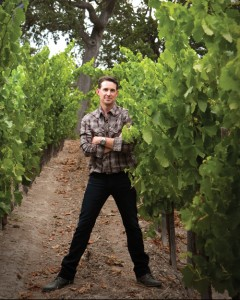 Winemaker Austin Hope.