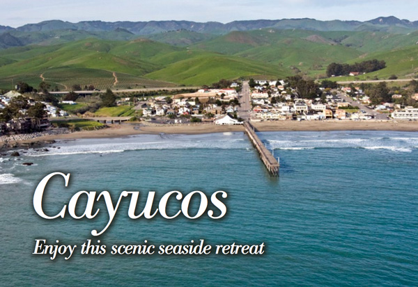 cayucos travel guide san luis obispo county visitors guide. Black Bedroom Furniture Sets. Home Design Ideas
