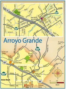 Arroyo Grande Map