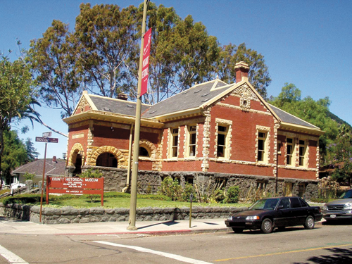 The History Center Museum is located in the charming Carnegie Library Building at 696 Monterey Street in San Luis Obispo.