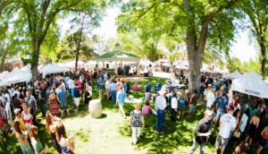 The Paso Robles Wine Festival is the marquee wine event of the region.