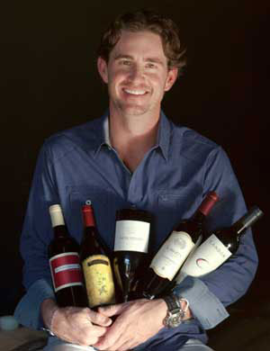 Austin Hope is the new chairman of the Paso Robles Wine Country Alliance.