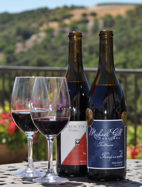 Michael Gill wines