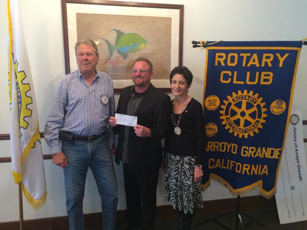 Annual holiday sing along rotary club arroyo grande
