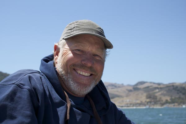 Set sail with Captain Mark Kocina.