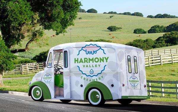 Harmony creamery