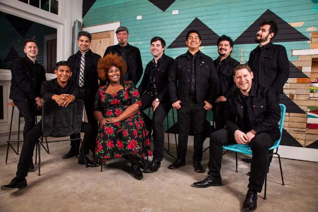 the suffers, whale rock music festival