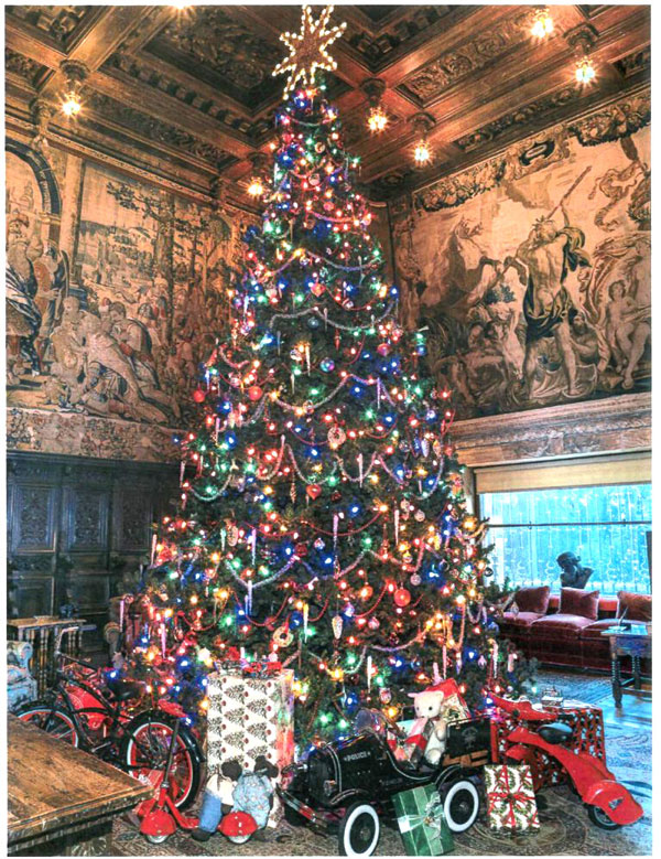 Hearst Castle Holiday Tours